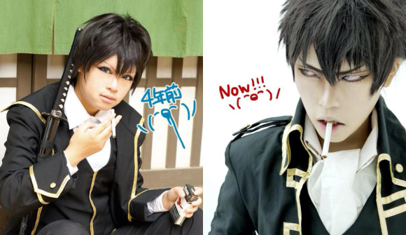 Cosplayer Then vs Now Dulu vs Kini