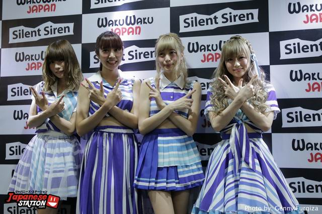 [EVENT COVERAGE] Silent Siren, Scandal itu Kakkoii! Kami Lebih Pop! (1)