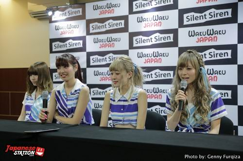 [EVENT COVERAGE] Silent Siren, Scandal itu Kakkoii! Kami Lebih Pop! (5)
