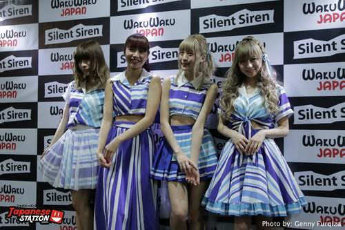 [EVENT COVERAGE] Silent Siren, Scandal itu Kakkoii! Kami Lebih Pop! (6)