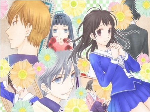 Fruits Basket Another Manga Online