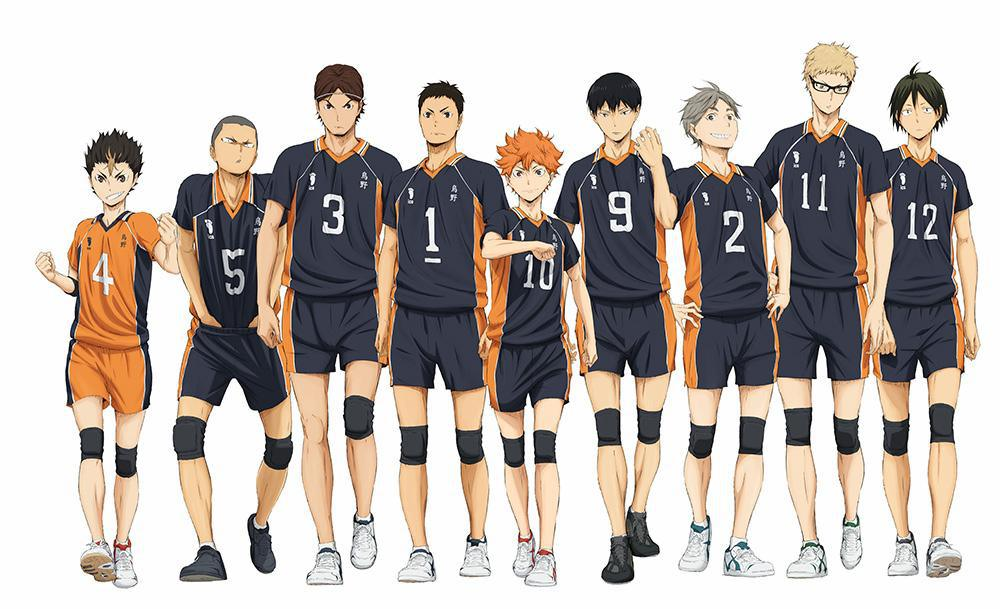 Haikyuu Season 2, Movie, Drama Panggung 1