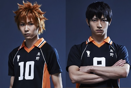 Haikyuu Season 2, Movie, Drama Panggung char 1