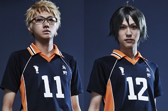 Haikyuu Season 2, Movie, Drama Panggung char 2