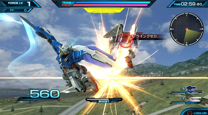 Mobile Suit Gundam- Extreme Vs. Force iplaypsvita.com