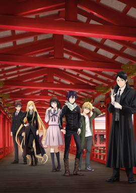 Noragami-Aragoto-S2 Fall Anime Preview