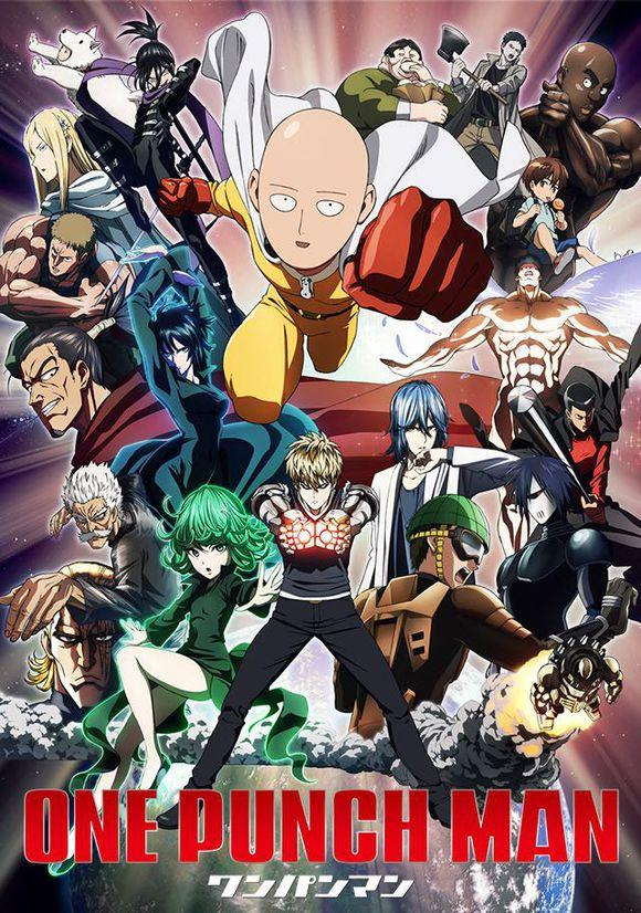 One Punch Man Fall Anime Preview news.dmzj.com