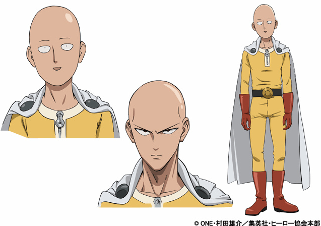 One Punch Man char