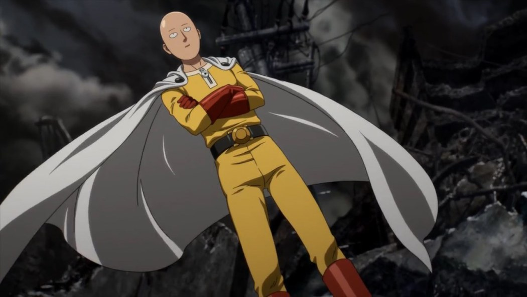 One Punch Man featured