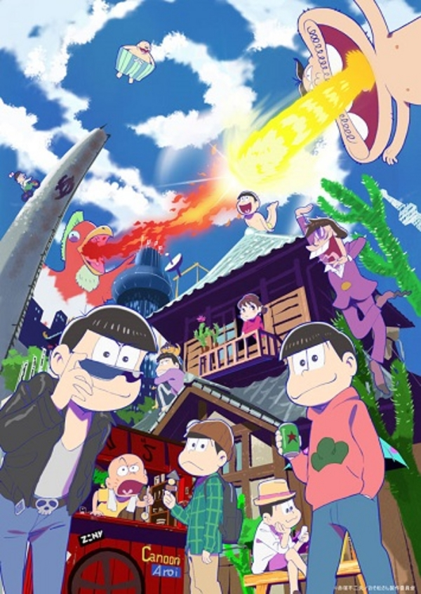 Osomatsu-san Fall Anime Preview tr.twipple,jp