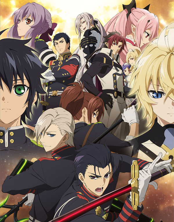 Owari no Seraph Young-Black-Jack Fall Anime Preview - blogring.info