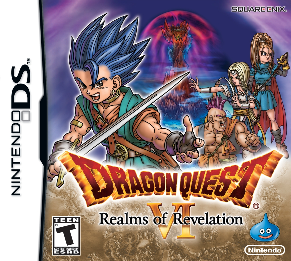 PS 20 Tahun Dragon Quest - ign.com