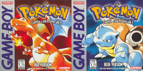 PS 20 Tahun Pokemon Red Blue - pokemondb.net