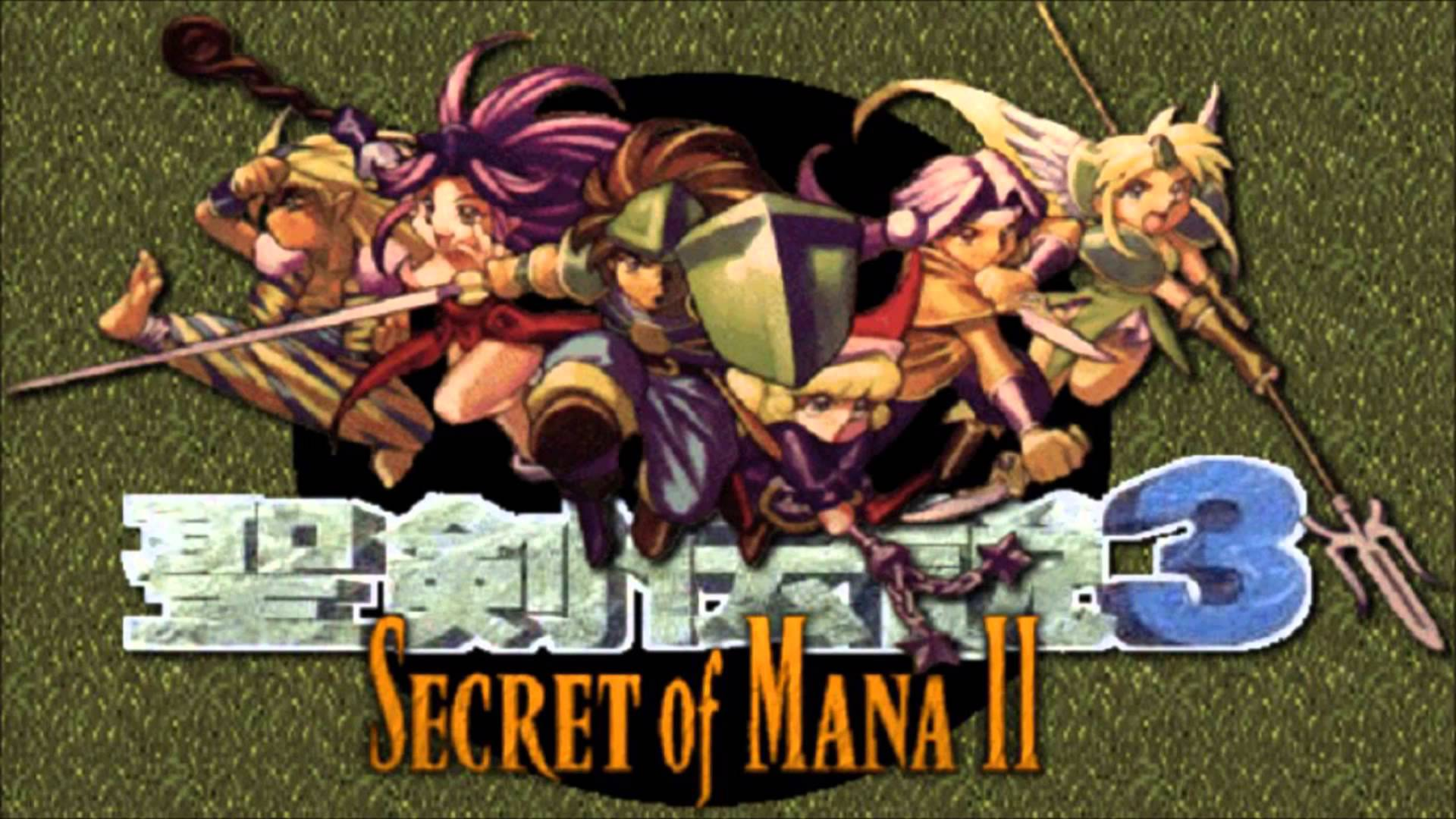 PS 20 tahun Secret of Mana 3 - youtube