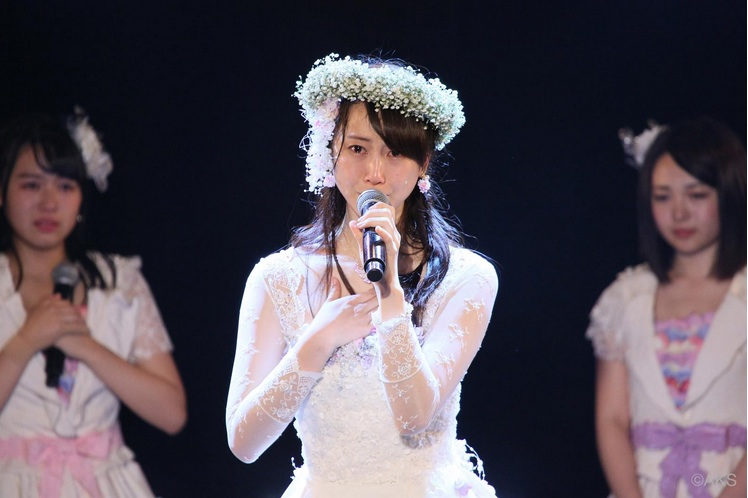 Rena Matsui Graduation featured