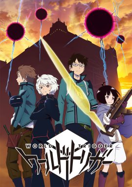 World Trigger Young-Black-Jack Fall Anime Preview