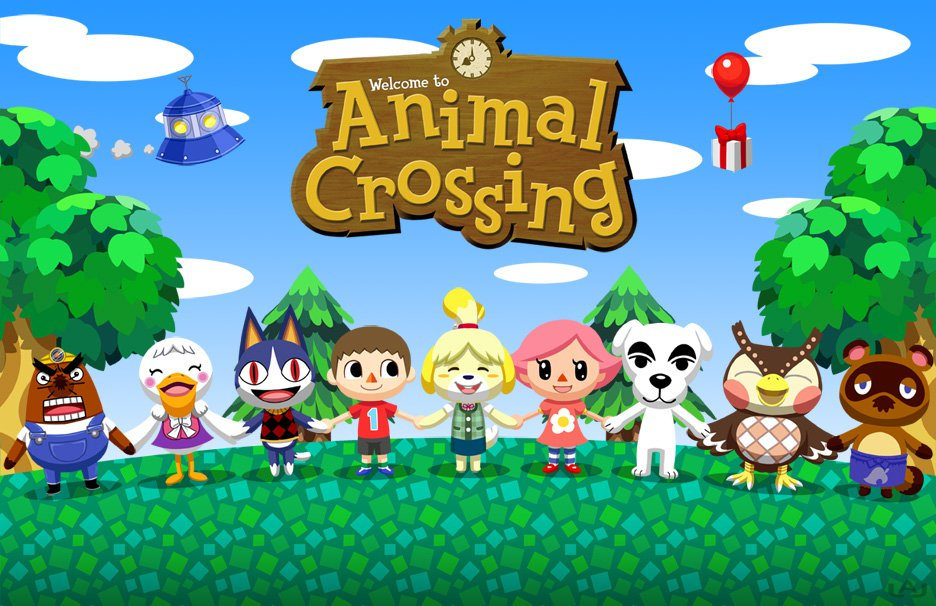 10 Game Anime Anime Polling  - Animal Crossing