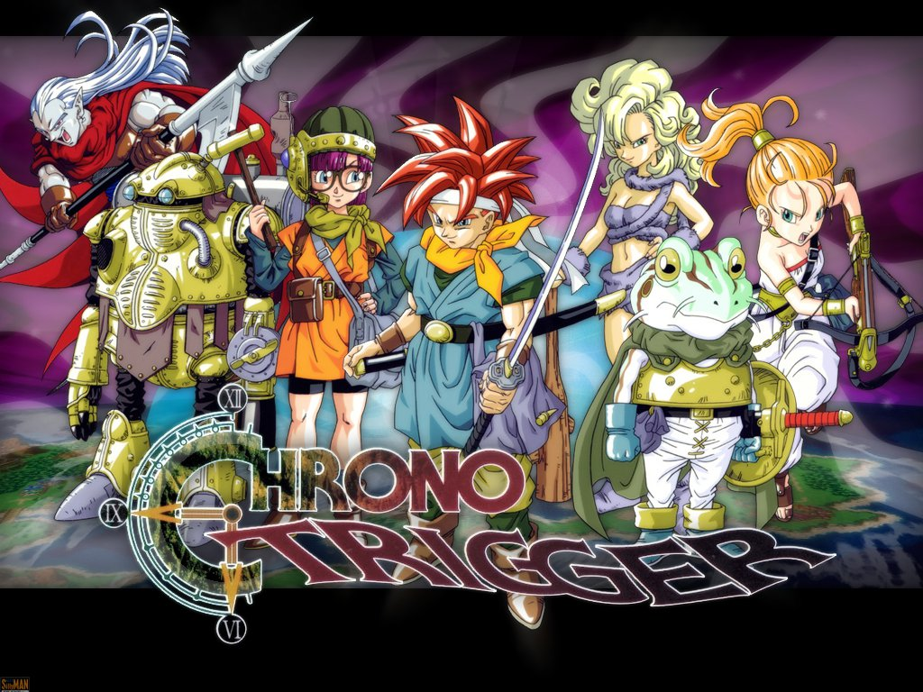 10 Game Anime Anime Polling - Chrono Trigger