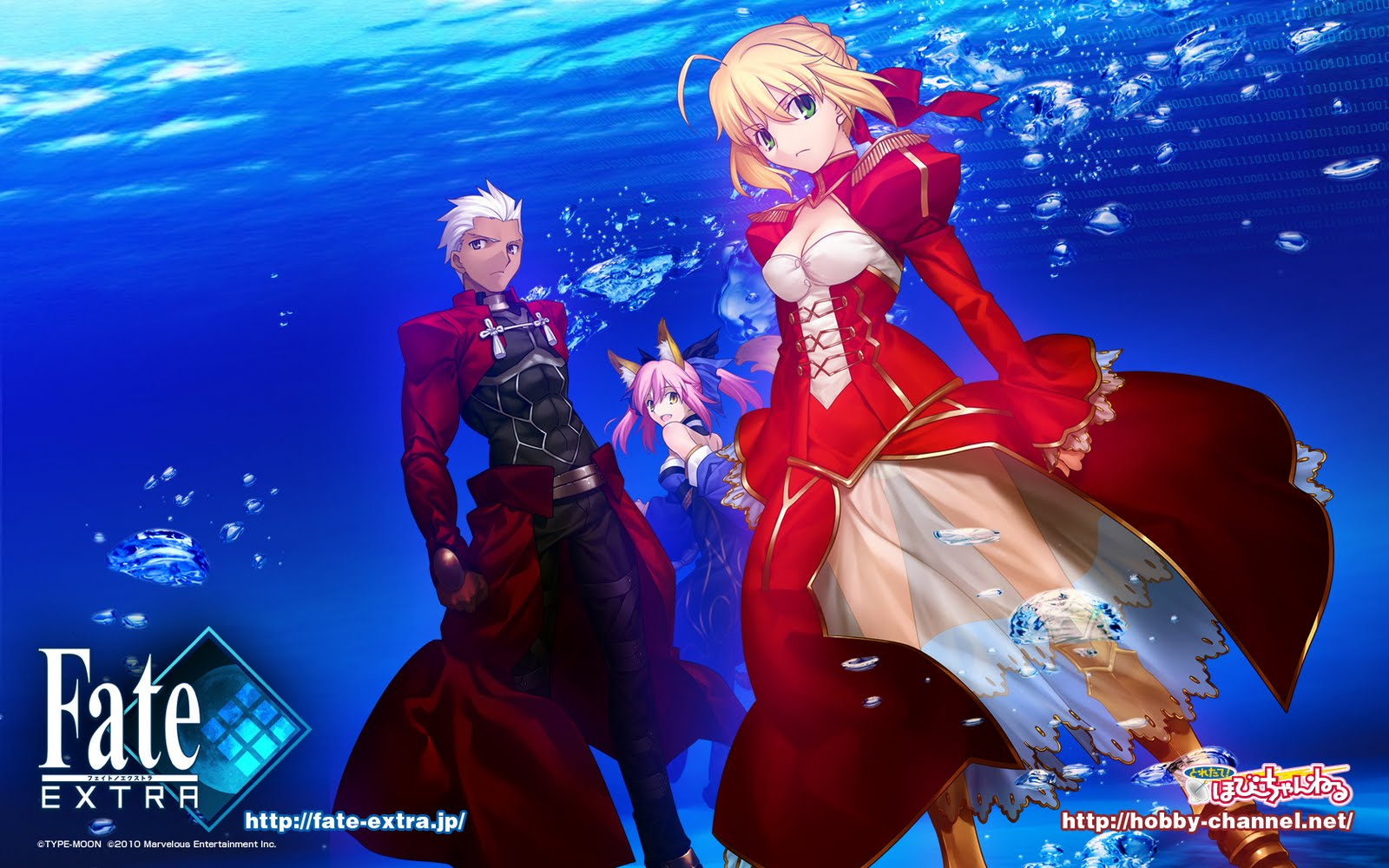 10 Game Anime Anime Polling  - Fate Extra - eyeofrin.wordpress