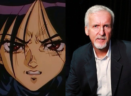 Alita Battle Angel James Cameron