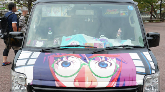 Fate:stay night Ferrari Itasha 7