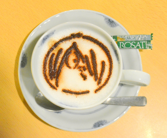 GeGeGe no Kitaro Cafe 4