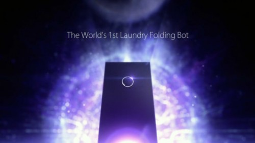 Laundroid Robot