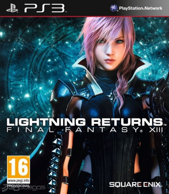 Lightning Returns Final Fantasy XIII - 3djuegos.com