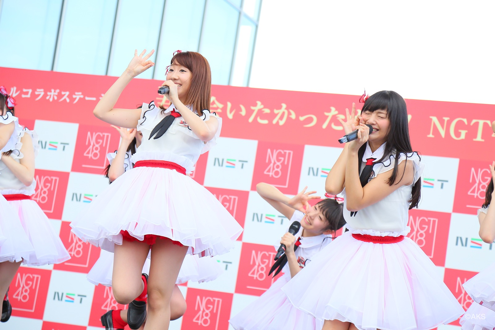 NGT48 featured