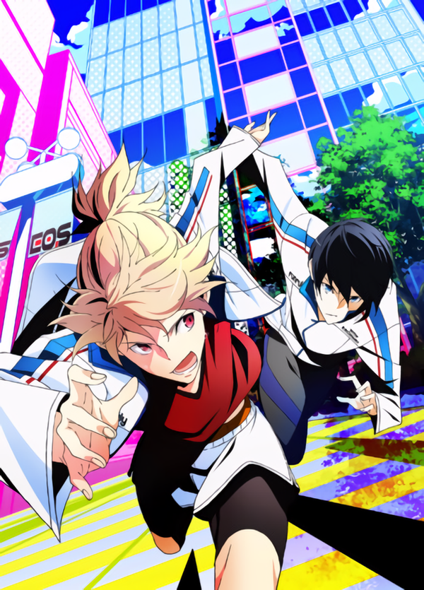 Prince of Stride Alternative 0