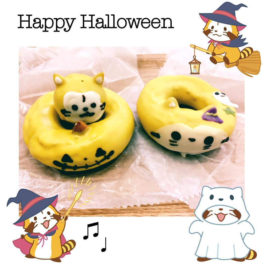Rascal Donuts Halloween 2 - ymym679