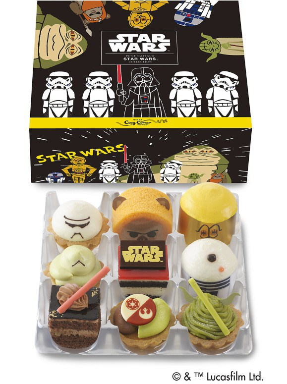 Star Wars Sweets Cemilan 1