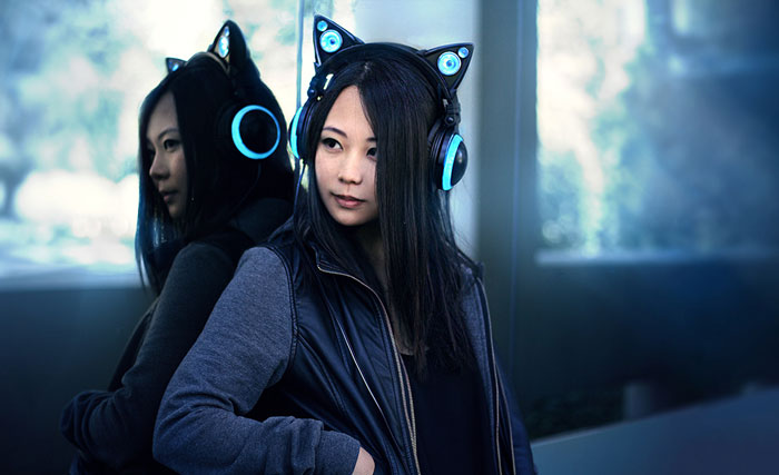 Axent Wear Headphone Nekomimi