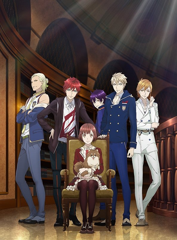 Dance with Devils 2