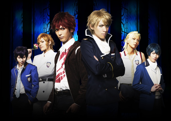 Dance with Devils Musical Stage Play