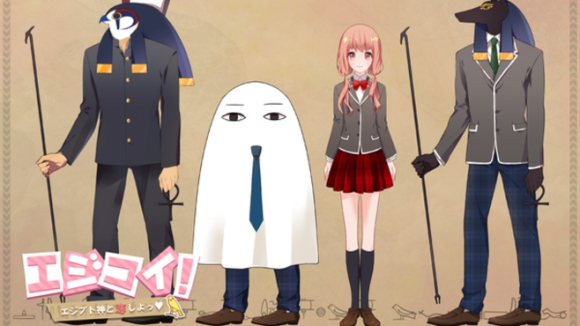 EjiKoi! Dating Sim Dewa Mesir