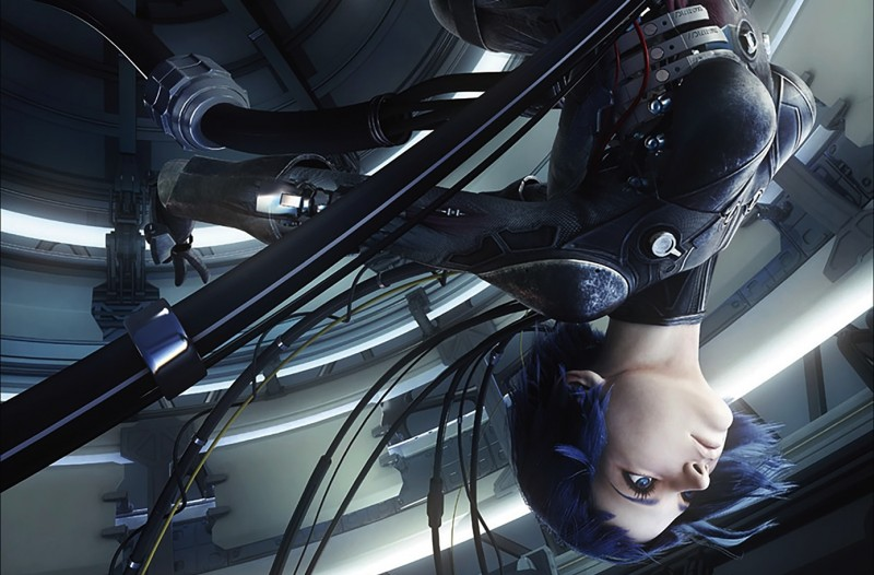 Ghost in the Shell the Movie Virtual Reality - stoicsense.co.jp copy