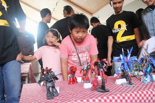 [LOCAL COMMUNITY] Gundam Bandung Advance 1 (3)