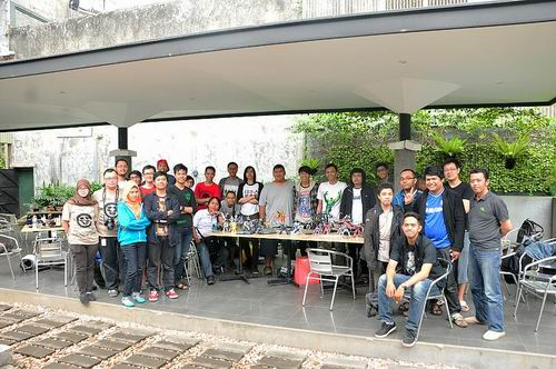 [LOCAL COMMUNITY] Gundam Bandung Advance 1 (9)