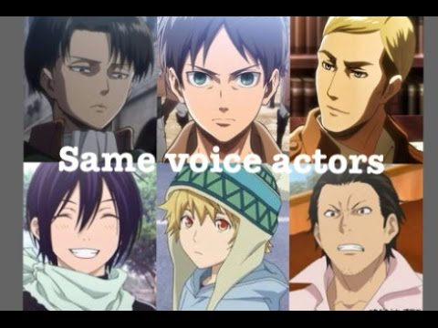 Noragami Attack on Titan Junior High - youtube.com