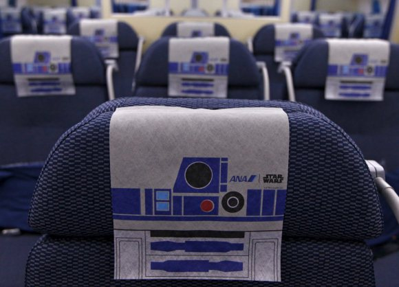 Star Wars R2-D2 ANA JET 3