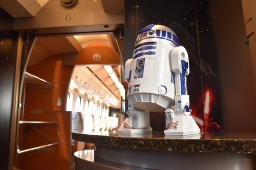 The Force is strong with this one Kereta Star Wars kini telah hadir di Jepang (8)
