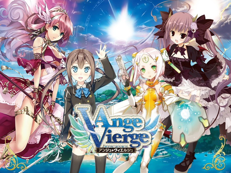 Visual, PV, Karakter, dan Detail Seputar Anime Adaptasi Trading Card Game 'Ange Vierge'