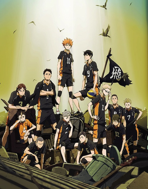 Haikyuu!! Season 2 Cour ke-2