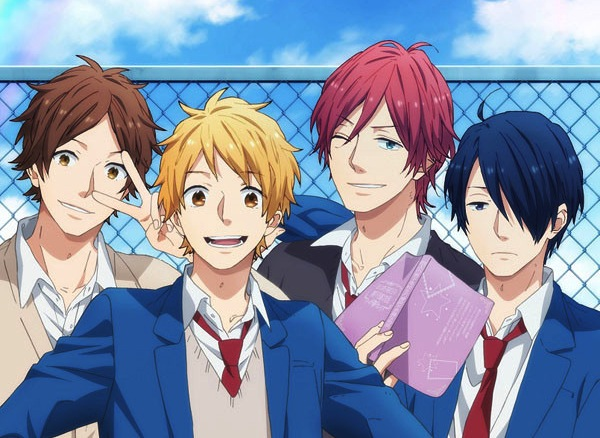 Nijiiro Days copy