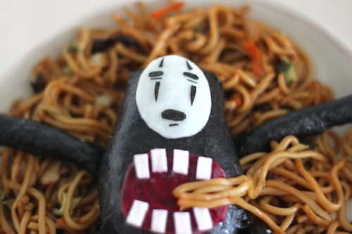 No-Face Yakisoba Spirited Away 14