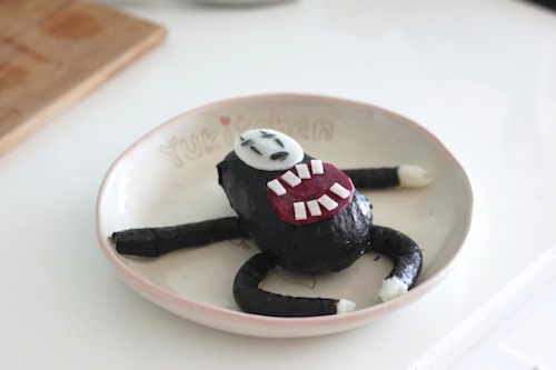 No-Face Yakisoba Spirited Away 7