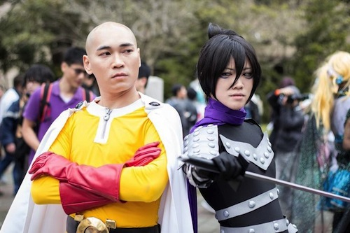One Punch Man Cosplay 11