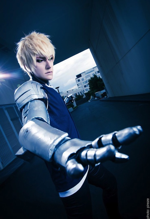 One Punch Man Cosplay 14