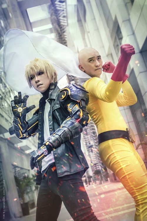 One Punch Man Cosplay 17